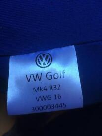 Vw golf r32 mk4 indoor car cover