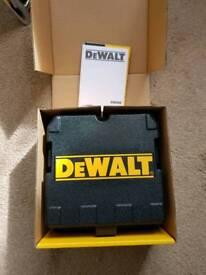 Dewalt laser brand new