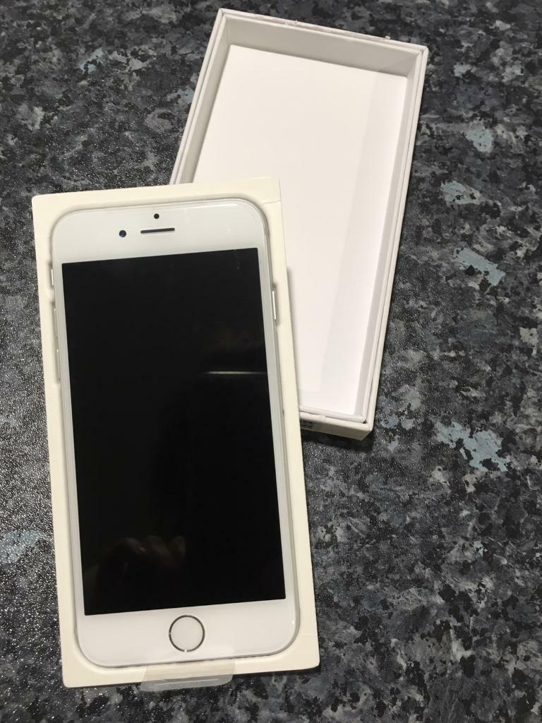 I phone 6 , 16GB , silver ... brand new .. perfect condition