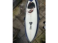 "Channel Islands - Al Merrick 5'10"" Fishcuit Surfboard"