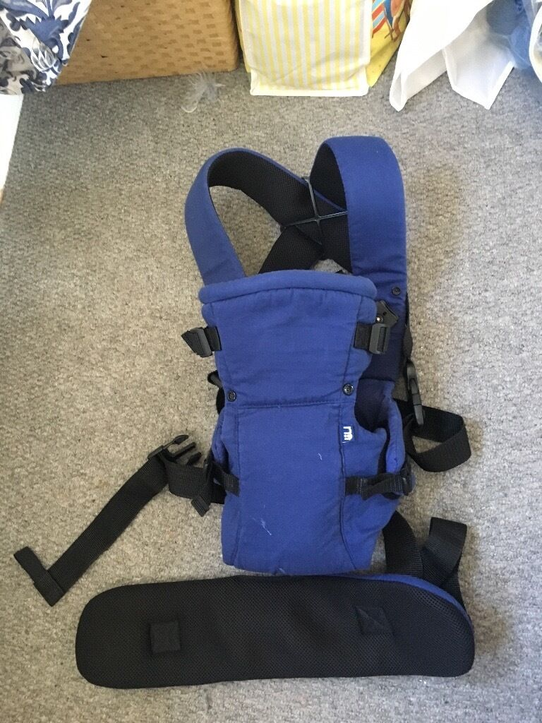 Mothercare Blue Baby Carrier In Fulham London Gumtree