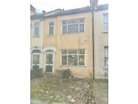 Specious 3 Bedroom Terraced House to Rent on Saxon road, ilford, IG1 2PD. Rent £1550 PCM