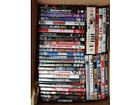 Assorted DVD's - various genres and some cult films