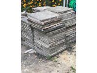 Patio Slab stones