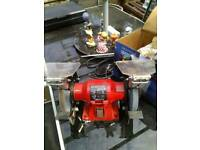 Bench grinder great condition