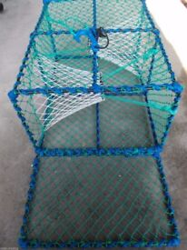 Commercial Style Lobster Pot - Brand New - 2 Entrances