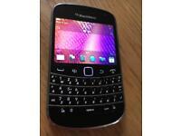 Blackberry bold phone good working order