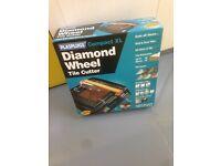 Plasplugs dimond wheel electric tile cutter