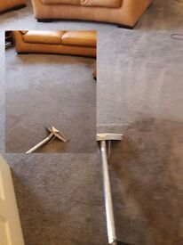 Fab Fresh carpet and upholstery cleaning