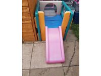 Climb and slide Used but good condition