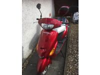 Moped/scooter 50cc only 1439 miles - £500 ono