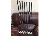 Cobra cxi golf irons