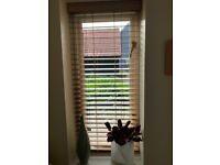 2 John Lewis Venetian blinds