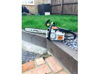 Stihl 012av chainsaw