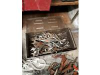 Spanners (af and whitworth sizes)