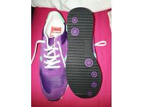 Brand New Clarks Girls Trainers Size 3.5F (36.5)