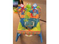 Fisher Price Frog Baby Walker