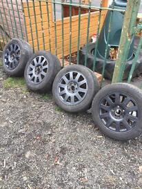 """Vw Audi 16"""" wheels"""