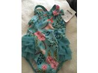 0-3 months swim suit