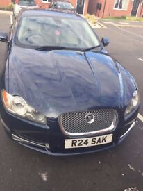 Jaguar XF EXECUTIVE LUXURY V6 FULL LEATHER