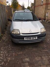 Renault Clio 1999 1.2 5dr