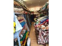 Closing Down Fabric Sale