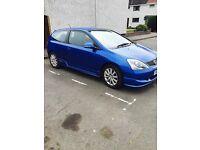 Honda Civic Sport 2004 1.6