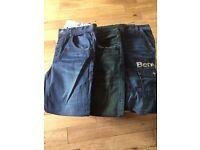 3 sets of men's jeans - good condition