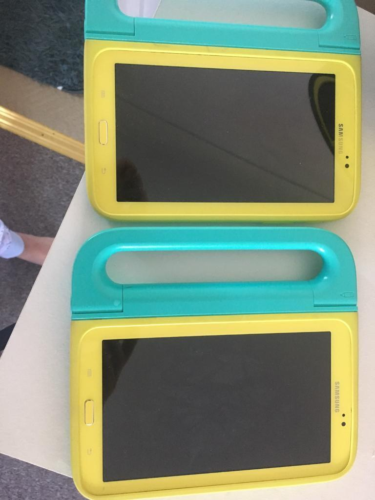 Samsung kids tabletsin Weymouth, DorsetGumtree - X2 kids Samsung tablets, excellent condition! Collection from weymouth only, sorry no offers,£70 for both or £40 each
