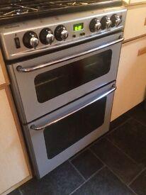 Gas cooker freestanding