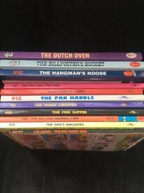 Viz books free of rips