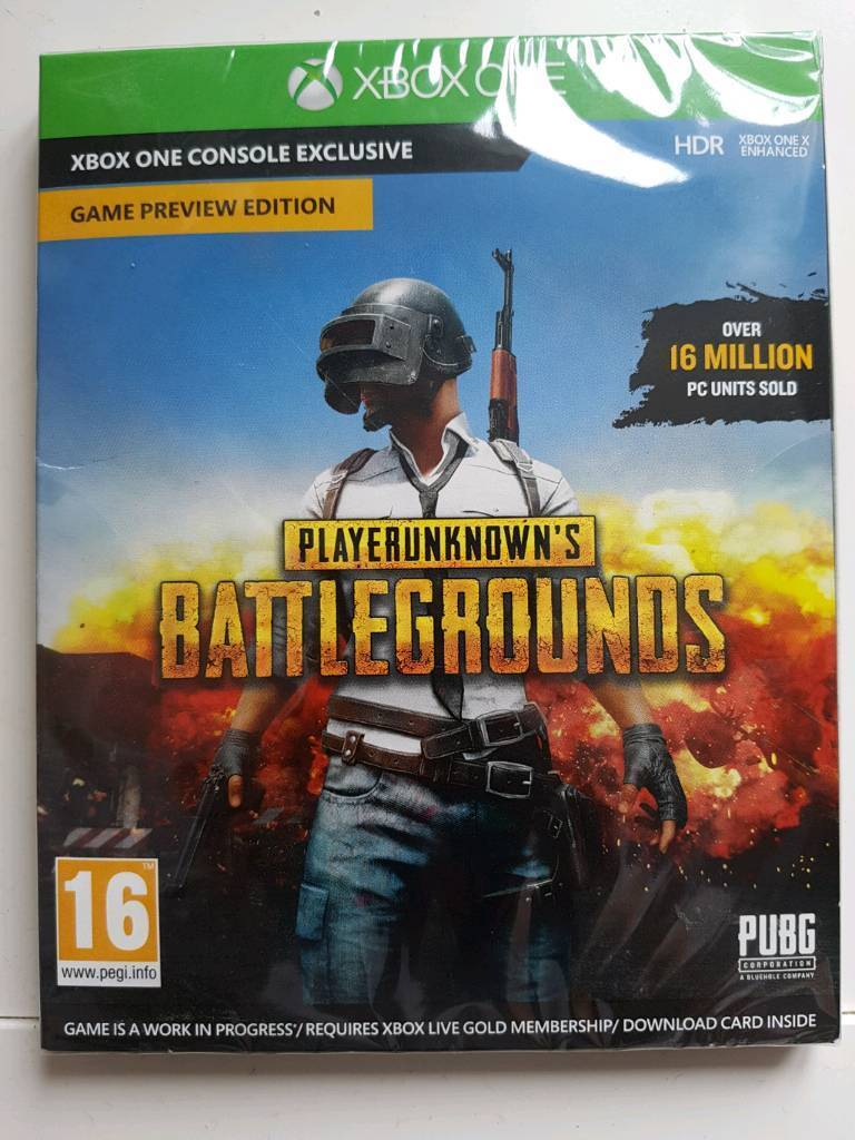 Xbox One Brandnew Playerunknown S Battlegrounds In