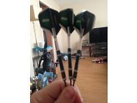 Paul Nicholson darts 24g