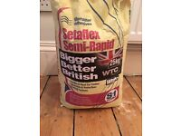 Bag of Cement / Setaflex Semi Rapid