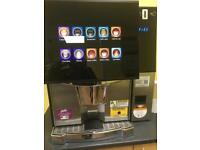 Coffee vending machine used for just 8 months