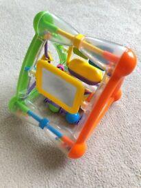 Baby Activity Triangle