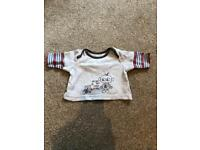 Mothercare tiny baby top