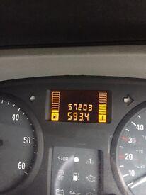 Vauxhall Vivaro - 2005 plate (55) - £3,200 ONO