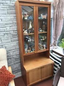 G. Plan Retro Display Cabinet