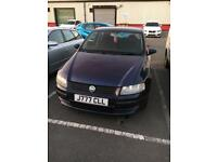 Fiat stilo spares or repairs READ