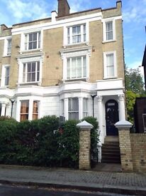 Very bright 1 bedroom apartment in Victorian conversion - Clapham Junction, SW18