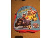 Paw patrol rucksack