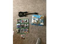 Xbox one white 9games excellent condition swap PS4