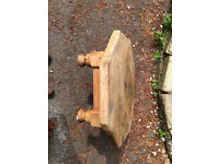 REDUCED !!! REDUCED !!! REDUCED !!!! Beautiful Small Pine Coffee Table