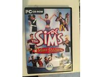 The Sims Deluxe Edition PC CD-ROM