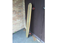 Dancer Lonboard Skateboard - perfect carver