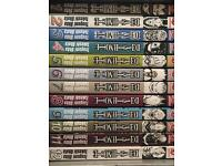 Death note manga set