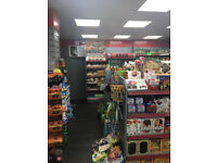 Off Licence - Shop - Sought After Location - Eastern European products - Next to Station