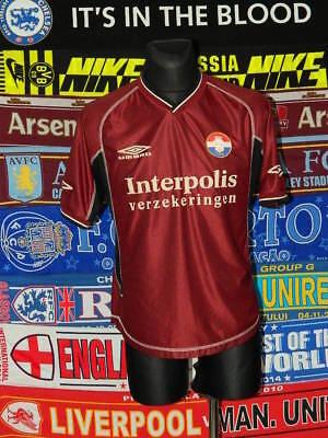 4/5 Willem II  adults L 2001 rare football shirt jersey trikot camiseta soccer image