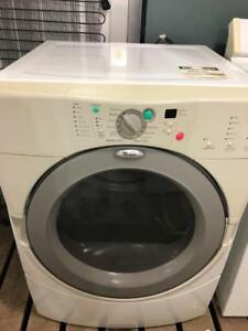 Whirlpool Dryer, Free 30 Day Warranty, Save The Tax Event